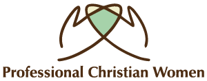 Professional Christian Women Logo