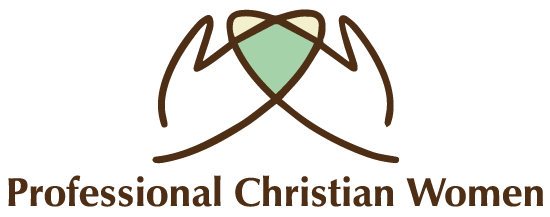 Professional Christian Women Mobile Retina Logo