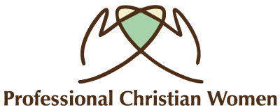 Professional Christian Women Sticky Logo Retina
